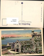 402090,Cuba Habana Havana Gulf Avenue From Morro Castle Festung - Ansichtskarten