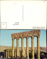 402127,Lebanon Uralt Ruinen Baalbek Säulen - Libanon