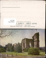 402132,Künstler AK India Lucknow Residency Gebäude Ruine - Indien