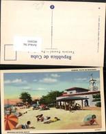 402093,Cuba Habana Havana Marianao Bathing Beach Strand Strandleben - Ansichtskarten