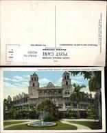 402085,Jamaica Kingston Myrtle Bank Hotel Gebäude Brunnen - Ansichtskarten