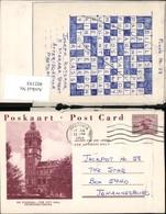 402193,Ganzsache South Africa Pietermaritzburg City Hall Rathaus - Südafrika