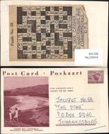 402194,Ganzsache South Africa Transkei Mqanduli Coffee Bay Bucht - Südafrika