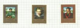 Liechtenstein N°822 à 824 Neufs Avec Charnière* Cote 5 Euros - Neufs