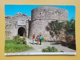 KOV 201 - CYPRUS FAMAGUSTA, TOWER OF OTHELLO - Chypre