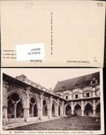 406847,Picardie Aisne Soissons Abbaye De Saint-Jean-des-Vignes Kloster Arkaden - Unclassified
