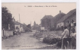 Ouge - Rue De La Perrière - Sin Clasificación
