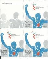 FRSP049 - CROAZIA - SPORT - PARAOLIMPIADI - Sport Voor Mindervaliden