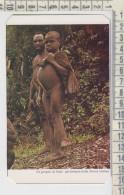 Azië Asia Indonesië Indonesia Irian Jaya New Guinea Traditional Dani People Naked Nudi - Asien