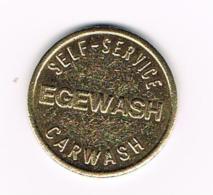 °°°  PENNING  SELF - SERVICE EGEWASH  CARWASH - EGEMIN SCHOTE  (B ) - Firma's