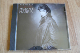 Emmylou Harris - The Best Of Profile II - Country - Country & Folk