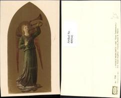 409541,Künstler AK Fr Beato Angelico Angelo Musicante Engel Blasinstrument - Engel