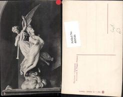 409546,Genova Camposanto Monumento R. Piaggio Engel Statue - Engel