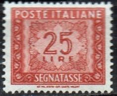 PIA - ITA - 1969 : Segnatasse  £ 15  - (SAS 115-1 - CAR 33) - Variétés Et Curiosités