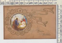 Buon Natale Biglietto Auguri Con Natività Sacra Famiglia - Noël