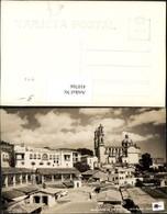 410766,Mexico Guerrero Taxco Nuevo Mercado Tetitlan Teilansicht Kirche - Mexiko