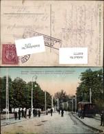 410777,Serbia Belgrad Restauration Et La Station Des Tramways De Topschieder Feldpost - Serbien