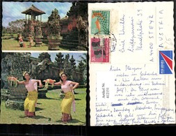 412151,India Suatu Adegan Dari Tari Ramayama Dance Bali Temples Tänzerinnen Mehrbildk - Indien