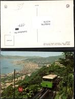 412174,China Hongkong Funicular Railway Wanchai Bay Bergbahn - China