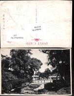 412248,Japan Keijo Shochudan Park Brücke Teich - Ohne Zuordnung