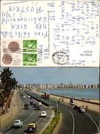 412237,India Bombay Marine Drive Straßenansicht - Indien