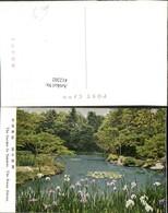 412202,Japan Kyoto Heian Shrine Garden In Summer Garten Teich - Japan