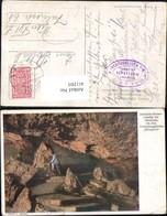 411201,Höhle Grotte Dachstein Rieseneishöhle Obertraun Verbindungsstollen Belrapeire - Unclassified
