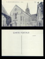 3563    Les Aix D'angillon L'église    N°-83633 - Non Classés
