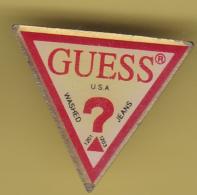 49996-pin's.Guess USA.Jean's. - Markennamen
