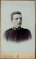 411556,CDV Soldat Uniform Ordensspange Portrait Pub Joh. E. Hahn Wien - Fotos