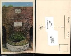 412282,Jamaica Nelsons Memorial Denkmal - Ansichtskarten