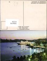 412334,Mexico Guerrero Acapulco Panorama Teilansicht Hafen Schiff Boote - Mexiko