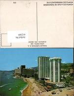 412369,Mexico Guerrero Acapulco Parasailings Eye Teilansicht Strand - Mexiko