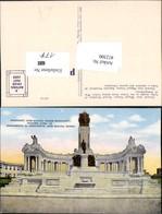 412300,Cuba Havana Monumento Al Presidente Jose Miguel Gomez Denkmal - Ansichtskarten