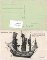411830,Kriegsschiff Segelschiff Notre Dame De Liesse Le Soleil Royal Bataille De La H - Krieg