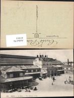 411813,Bahnhof Eisenbahn Dijon La Gare The Station - Gares - Sans Trains