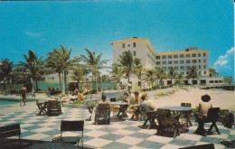 ANTILLES---PORTO RICO---condado Beach Hotel--at San Juan, P.R.showing Beach And Swimming Pool Terrace---voir 2 Scans - Puerto Rico