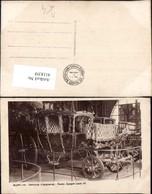 411839,Foto Ak Kutsche Cluny Carrosse D Apparat France Epoque Louis XV - Taxi & Carrozzelle