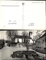412572,Schinznach Dorf Brunnen Kirche Kt Aargau - AG Aargau
