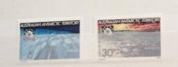 Australian  Antarctic Territory - 1971 10th Antarctic Treaty Set  Mnh - Australian Antarctic Territory (AAT)