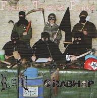R.A.B - RABHOP - Francs Tireurs Punks - CD - Les RATS - TAGADA JONES - BERURIER NOIR - Punk