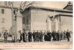 26 Romans. Hospice Des Vieillards Et Ambulance - Romans Sur Isere