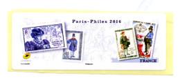 2016 LISA 2 VIERGE /SALON PARIS-PHILEX Les Journées Du Timbre - 2010-... Vignettes Illustrées