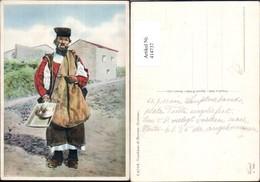 414737,Künstler Ak Gavoi Venitore Di Mestore Costume Alter Mann Italien Volkstypen Eu - Europe