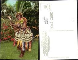 414768,Fischi Club Dancer Fijian Mekes Korolevu Beach Hotel Tänzer Volkstypen Ozeanie - Océanie