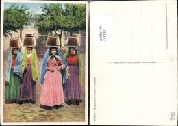 414738,Sorso Portatrici Di Acqua Costume Wasserträgerin Italien Volkstypen Europa - Europe