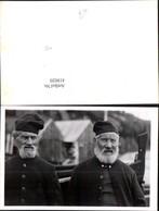 418020,Foto 2 Alte Männer Fischer Volkstypen Europa - Europe