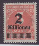 DR MiNr. 312Ab ** Gepr. - Germany