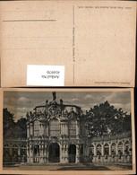 416970,Dresden Zwinger Wallpavillon - Ohne Zuordnung