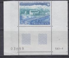 TAAF 1984 Port Jeanne D´Arc 1v (+large Margin)  ** Mnh (TA122D) - Luchtpost